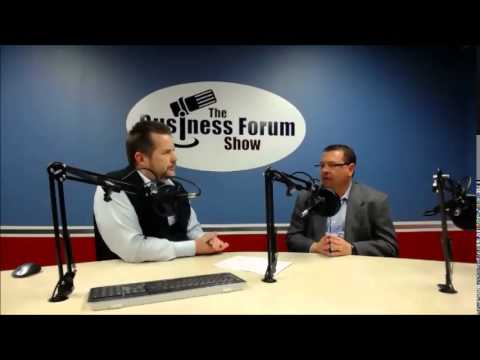 Cascade Title, LeeRoy Parcel joins Kevin Hunter on The Business Forum Show