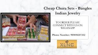 XLNC Jewelry Collection- Chura/Chuda