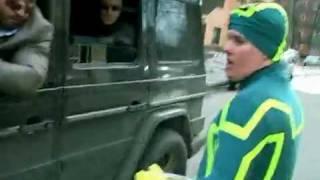 Трэш-видео по мотивам фильма Пипец