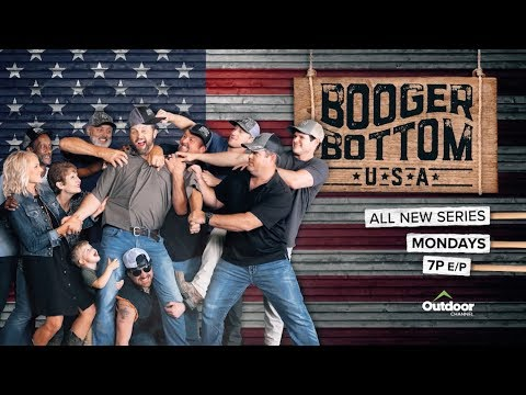 Booger Bottom USA First Ever Behind The Scenes