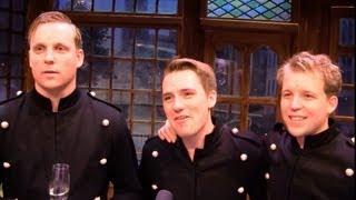 De Jantjes: geen braniekraag maar black tie