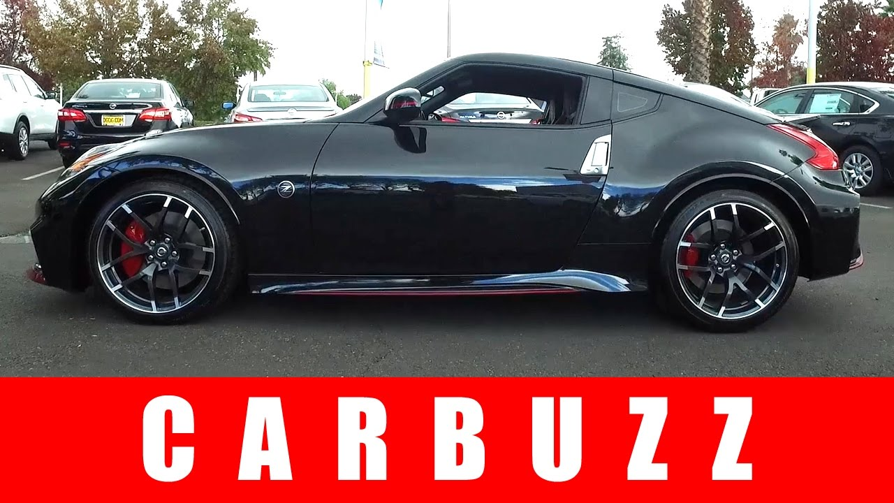 2017 Nissan 370z Nismo Unboxing Review Is This A Corvette Stingray Fighter You