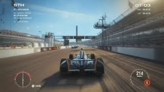Grid 2 Indianapolis in a Indy car !!! Gameplay / PS3 Xbox 360 PC Game