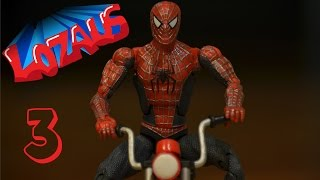 SPIDERMAN Stop Motion Action Video Part 3 thumbnail