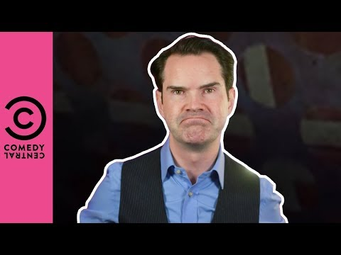 Jimmy Carr on Katherine Ryan and Russell Brand | Brand New Roast Battle On Comedy Central