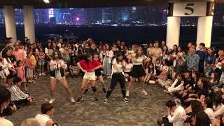 Public K-Pop Random Dance Challenge @Vintage Kpop Dance Night in TST (HK)2018/08/27 (Part1)