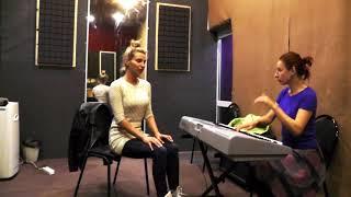 #Валерия урок вокала с чего мы начинали