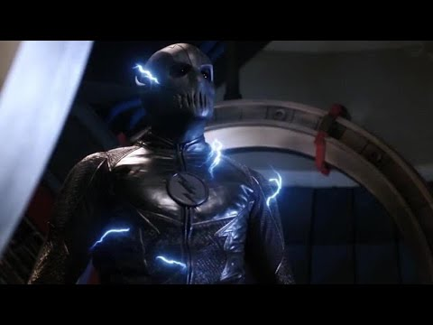The Flash [5x8] Barry time travels to Zoom Part 1