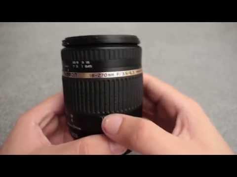 ►Review◄ TAMRON 18-270mm Reisezoom Für Canon,Nikon Und Sony