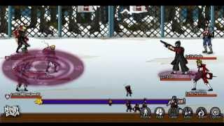 Ninja Saga - The Christmas Event - Chapter 3 Kagemusha - Kojima Event