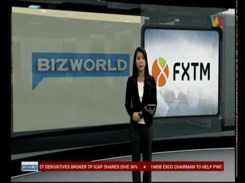 TV3 interview with FXTM's Jameel Ahmad | 10/07/2018