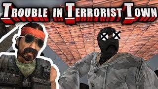 Leichen-Turm-Wächter! | Trouble in Terrorist Town - TTT | Zombey