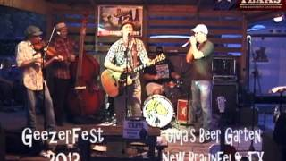 "Beau Hinze & The Backporch Shufflers--""James River Blues"""