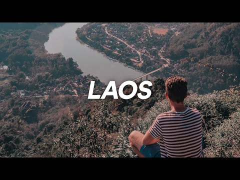 LAOS - Traveling Video - 2017