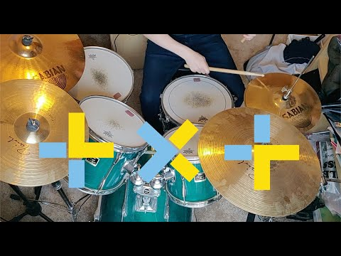9 And Three Quarters (Run Away) - TXT (Drum Cover)