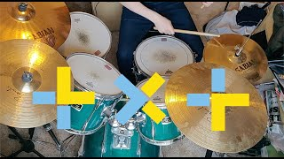 Baixar 9 and Three Quarters (Run Away) - TXT (Drum Cover)
