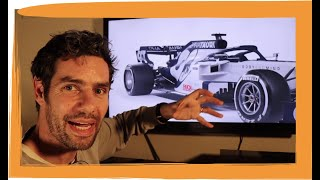 2020 F1 Cars - Alpha Tauri AT01 Tech Review - MP352