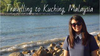 VLOG JALAN-JALAN KE KUCHING MALAYSIA | TRAVEL VLOG | TRAVELLING TO KUCHING