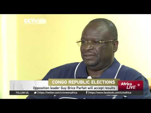 No official results from Congo's Sunday's election yet