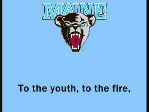Maines Stein Song & For Maine