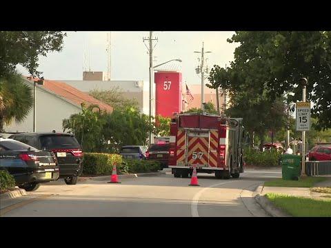 Fort Lauderdale fire