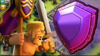 Push /Visitando vilas (clash of clans)