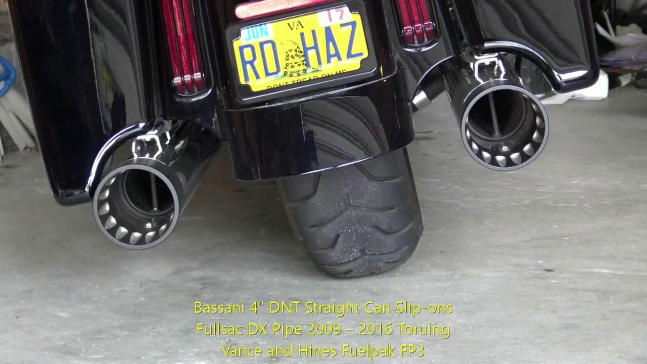 2016 cvo street glide exhaust upgrade
