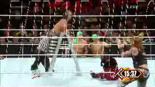 WeeLC Match El Torito vs. Hornswoggle WWE Extreme Rules 2014 Pre Show Segment 9