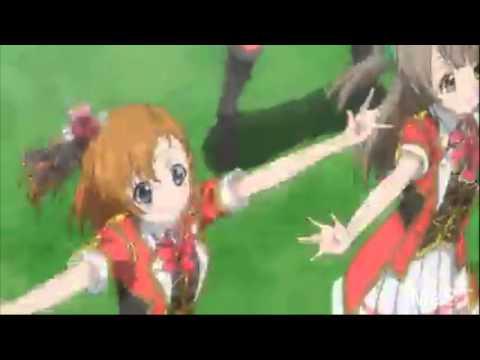 Hai Cô Tiên Dance Version - Anime