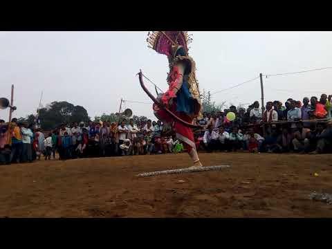 Chow dance ustad Ranjit Kumar Mahato...