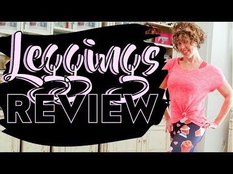 Leggings Review: Lotus Leggings