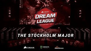 Dreamleague Stockholm Major Group Stage Chaos Vs NaVi BO3 Caster DK