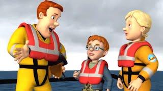 Feuerwehrmann Sam Deutsch Neue Folgen 🔥Die große Seenotrettung 🚒 Zeichentrick für Kinder
