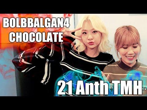Bolbbalgan4 - Chocolate - LIVE (Sub Español - Romanizacion) 21AnthTMH