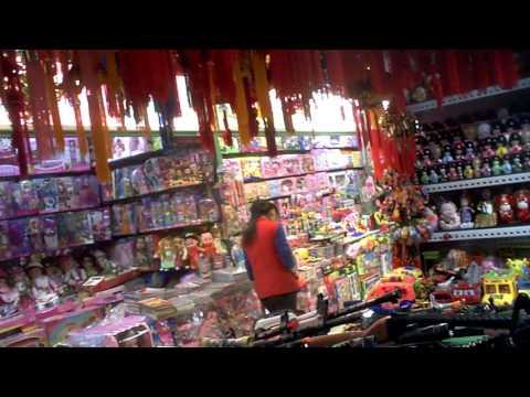 Hidden CAM Haggling at the Silk Market BEIJING, CHINA   Jan 11, 2010