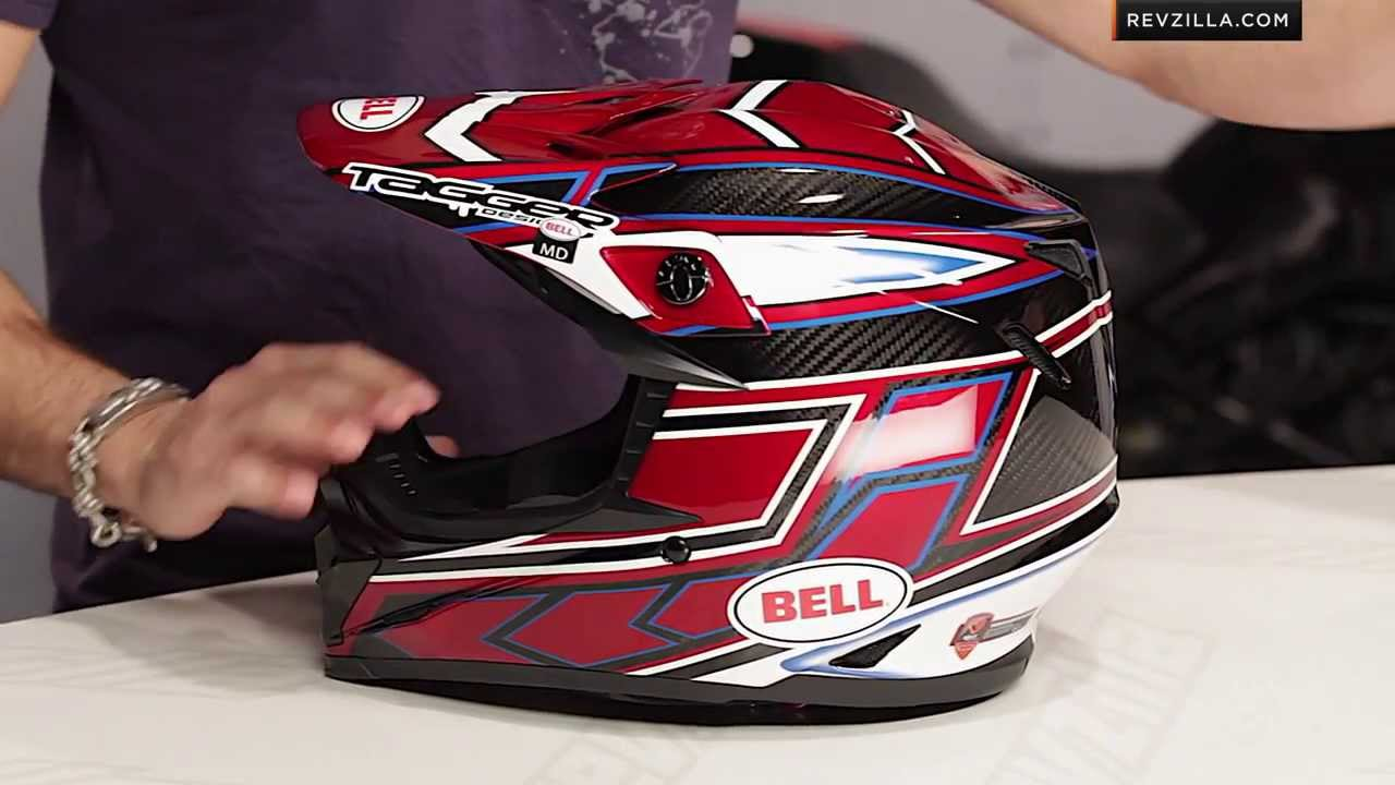 Bell Motorcycle Helmet >> Bell Moto 9 Tagger Clash Helmet Review at RevZilla.com ...