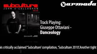 Giuseppe Ottaviani - Danceology [Subculture 2010 Album Previews]