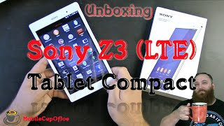 Sony Xperia Z3 Tablet Compact LTE Unboxing (SGP621) Thumbnail