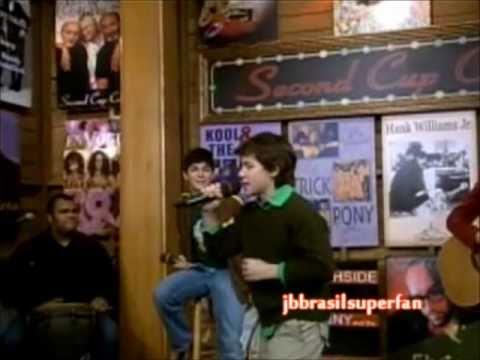 Aaron Carter and Nick Jonas (LIVE rare videos)