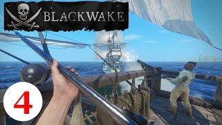 [Co-op] Cùng chơi Blackwake - Tập 4 Ngày Lộng Gió
