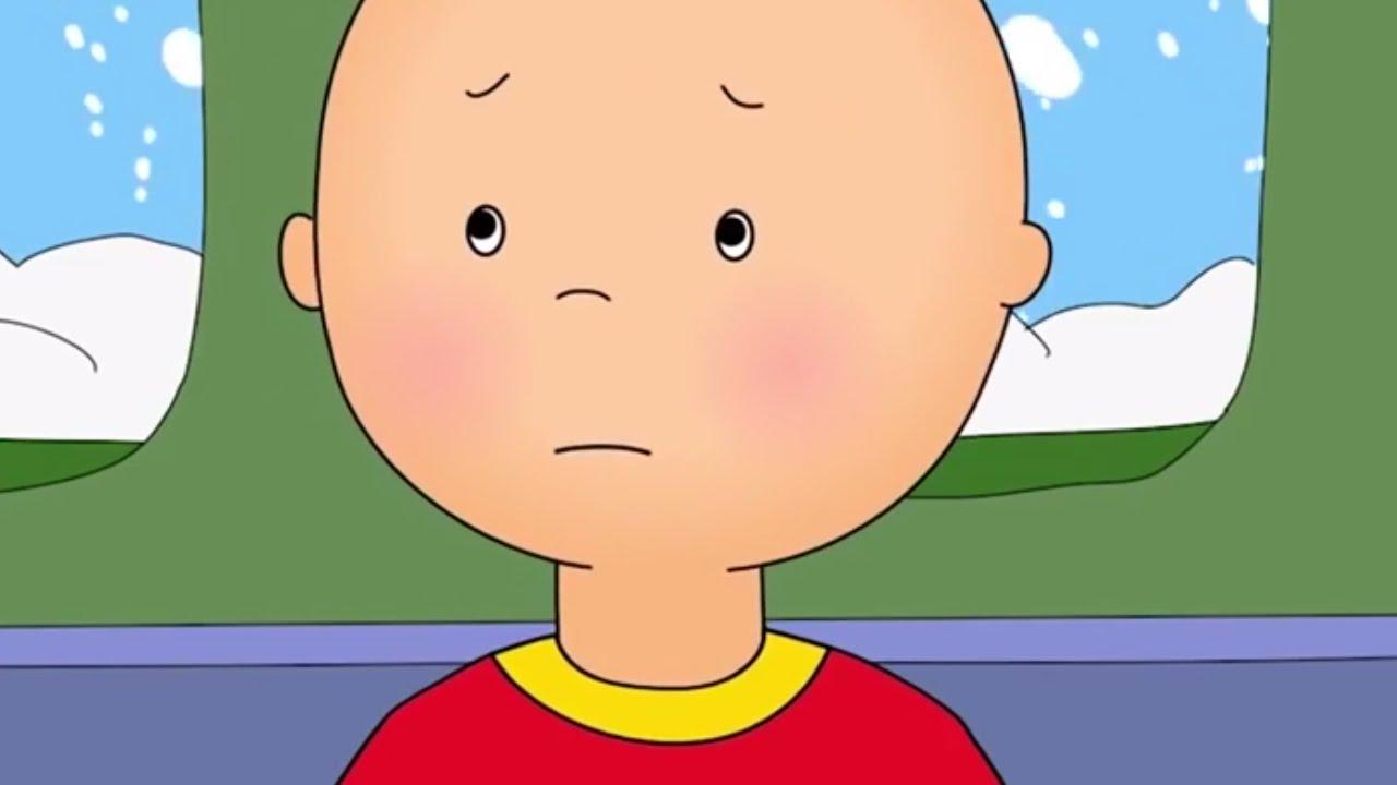 Caillou en fran ais caillou chez le dentiste conte pour enfant dessin anim en entier youtube - Dessin caillou ...