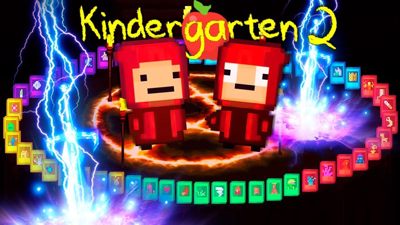 ТА САМАЯ КОНЦОВКА! ► Kindergarten 2 #10 Прохождение