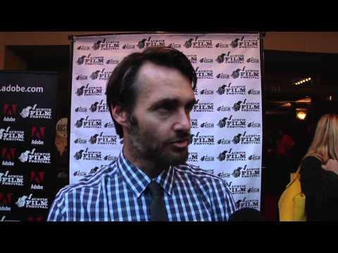 """Austin Film Festival- """"Nebraska"""" Red Carpet - Will Forte"""