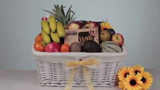 Fruit & Healthy Food Gift Baskets