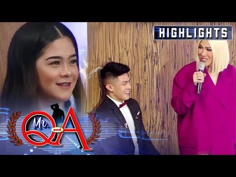 Vice wants Ion to stay away from Sanrio  | It's Showtime Mr. Q and A Mp3