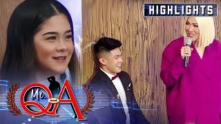 Vice wants Ion to stay away from Sanrio | It's Showtime Mr. Q and A