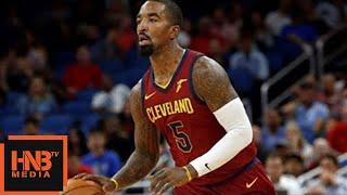 Cleveland Cavaliers vs Milwaukee Bucks 1st Qtr Highlights / Week 1 / 2017 NBA Season