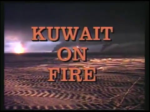 Safety Boss Inc. - Kuwait On Fire