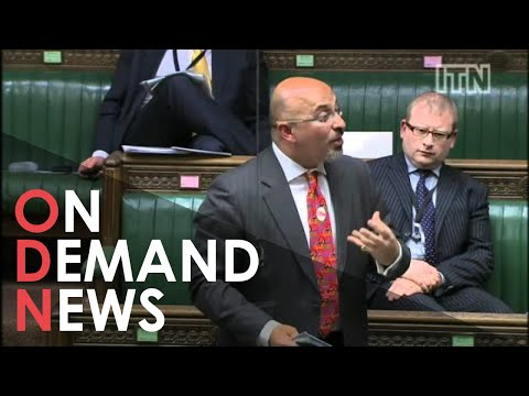 MP's tie too loud for Parliament