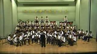 n1.Royal Air Force March - 2002年馬良神父指揮衛道中學管樂團音樂會